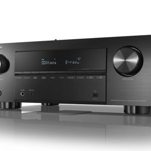 Denon AVC X3700H Overview Image