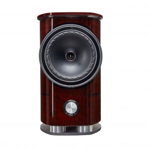 F1 8 Front Walnut Standmount