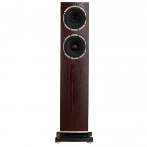 F501 Dark Oak Small Floorstander