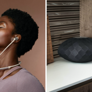 FREE BOWERS & WILKINS PI3 HEADPHONES WITH FORMATION WEDGE
