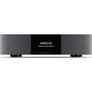 Auralic Aries G2 Streaming Transporter Front