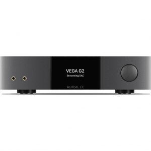 Auralic Vega G2 Streaming Dac Front