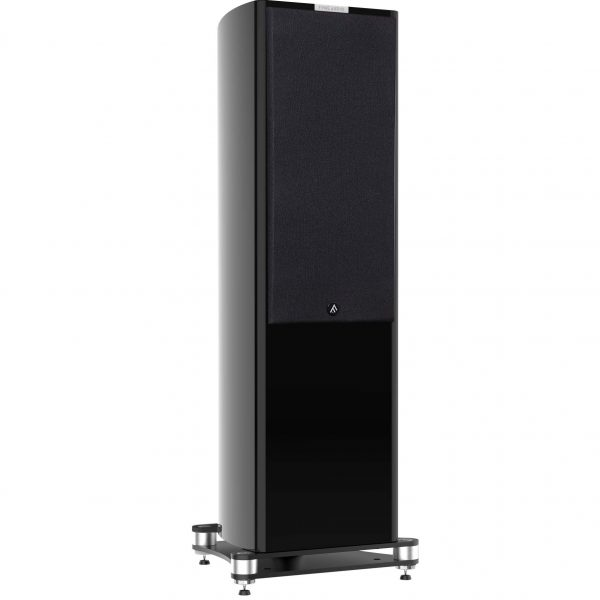 F703 3Q Gon Black Large Floorstander