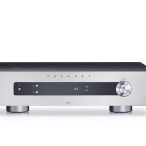 Primare I25 Modular Integrated Amplifier Front Titanium 600x387